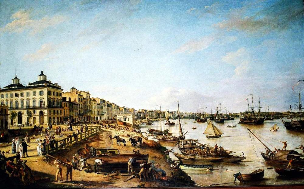 Histoire de Bordeaux 1