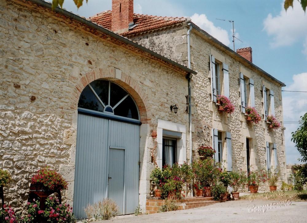 (Français) Château  Yvon Mau 1