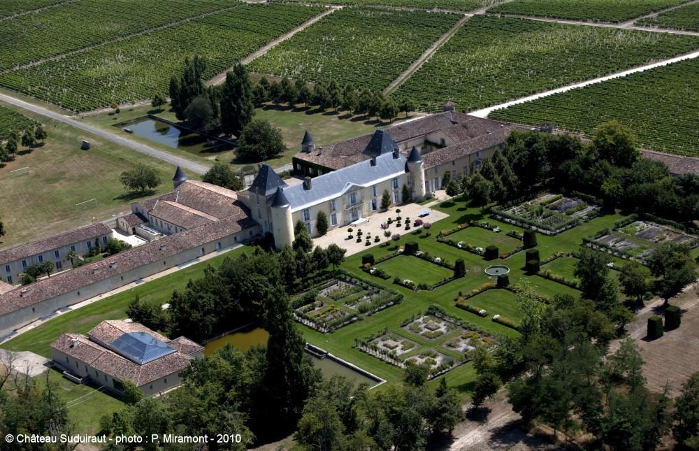 (Français) Château Suduiraut - Sauternes Premier Cru Classé de 1855 1